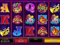 Carnaval Touch Screenshot