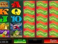 Cashapillar Touch Screenshot