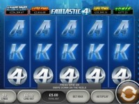 Fantastic four Touch Screenshot