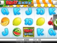 Fruti Shop touch Screenshot