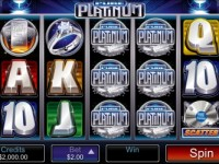 Pure Platinum Touch Screenshot