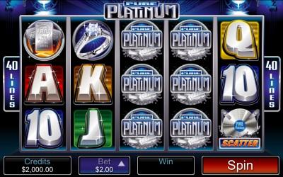Pure Platinum - Mobil6000