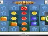Reel Rush Touch Screenshot