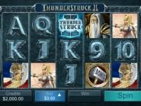 Thunderstruck 2 Touch Screenshot
