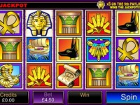 Treasure Nile Touch Screenshot