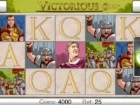 Victorious Touch Screenshot