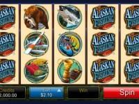 Alskan fishing Screenshot