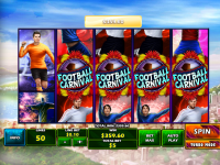 football carnival screenshot