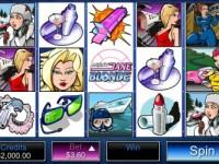 Agent Jane Blond Touch Screenshot