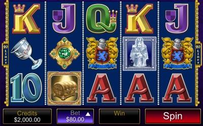 Avalon Touch Screenshot