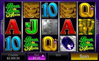 Break Da Bank Again Touch Screenshot