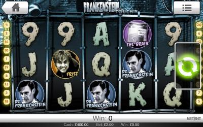 Frankenstein Touch Screenshot