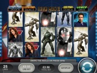 Iron Man 2 Touch Screenshot