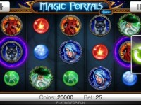Magic Portals Touch Screenshot