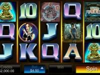 Tomb Raider Touch Screenshot