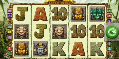 Aztec Idols Screenshot
