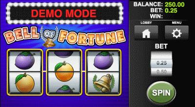 Bell of Fortune Screenshot