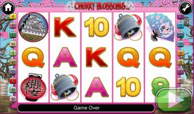 Cherry Blossom Screenshot
