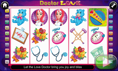 Doctor Love Screenshot