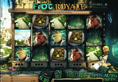 Frog Royale Screenshot