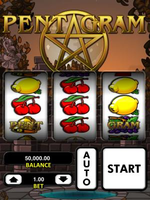 Pentagram Screenshot