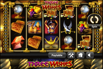 Three Wishes Screenshot