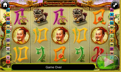 emperors garden screenshot