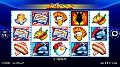 reel thunder screenshot