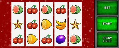 Hot Fruits Screenshot
