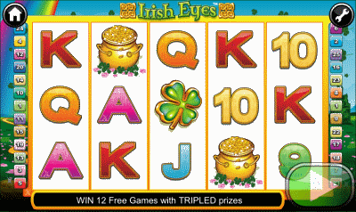 Irish Eyes Screenshot