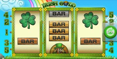 Irish Gold Screenshot