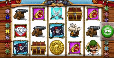 Jolly Roger Screenshot