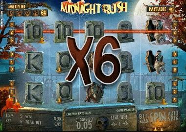 Midnight Rush Screenshot