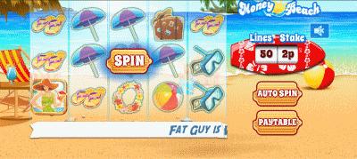 Money Beach screenshot