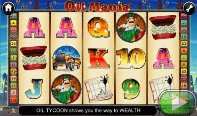 Oil Mania Screenshot