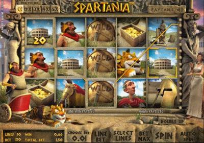 Spartania Screenshot