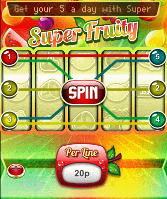 Super Fruity Screenshot