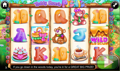 Teddy Bears Picnic Screenshot