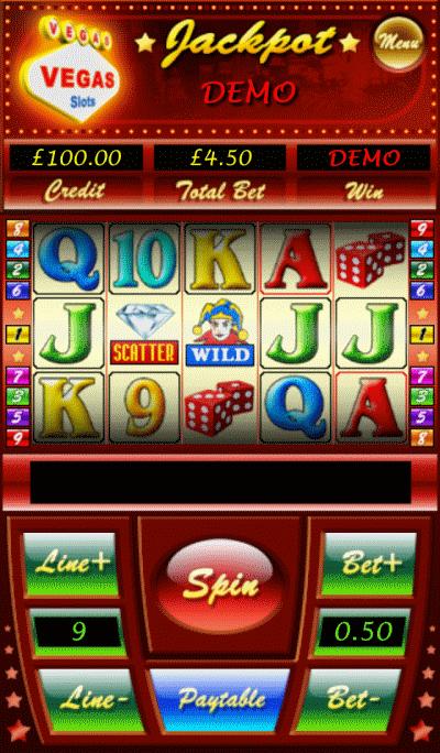 Vegas Vegas Screenshot
